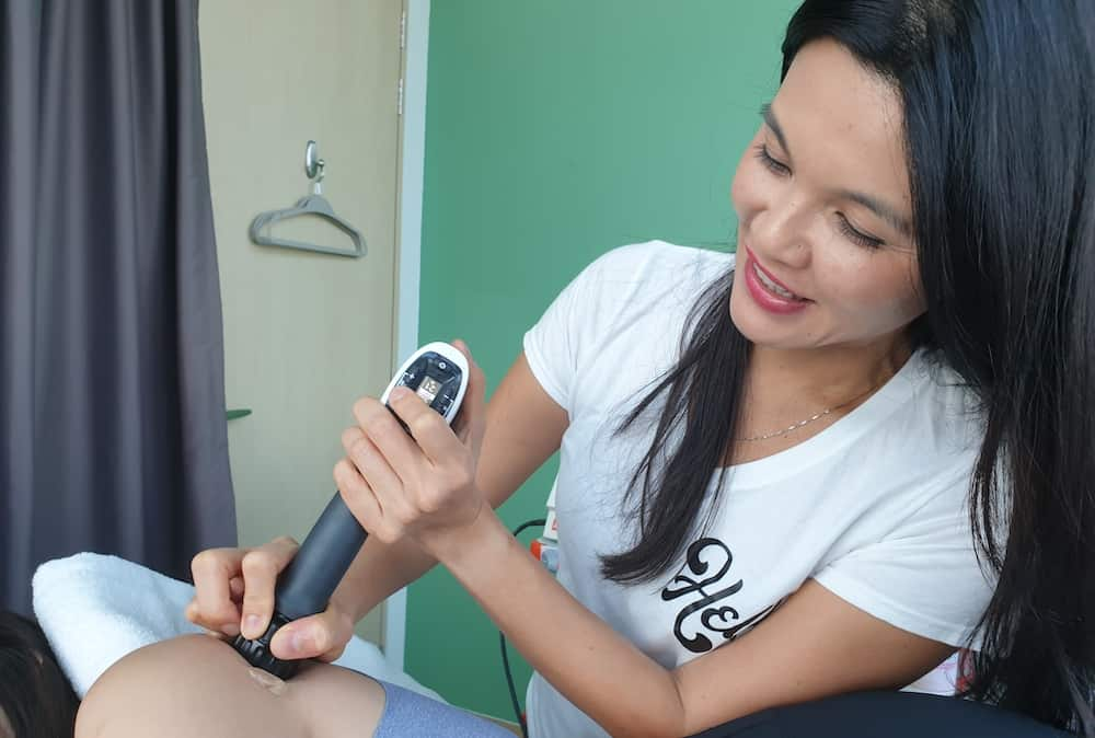 Shockwave Therapy in Physiotherapy