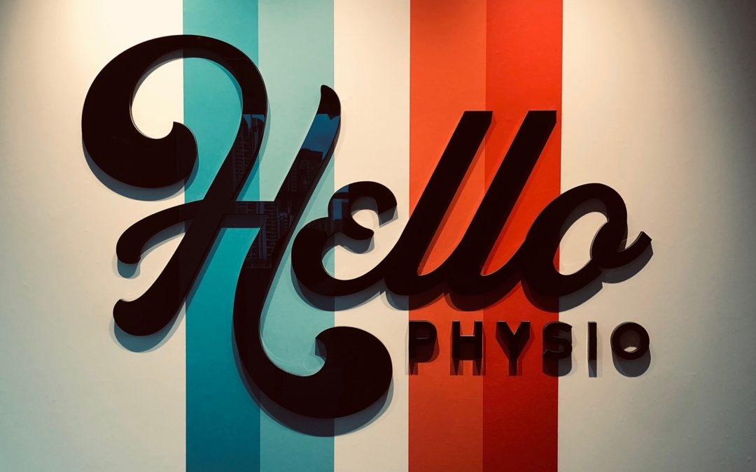 Finding HelloPhysio in the Novena Area