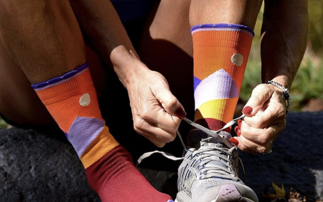 """How To Fix """"WFH Ankles"""" via Exercise and Compression"""