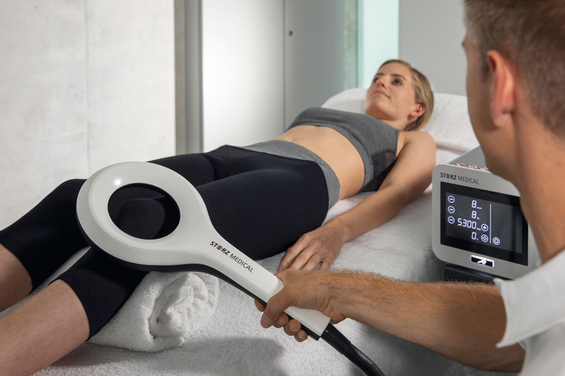 HelloPhysio Extracorporeal Magnetotransduction Therapy Physio Treatment