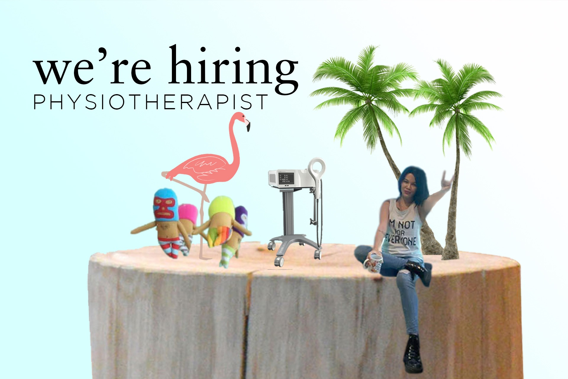 HelloPhysio Physiotherapist We're Hiring in Novena