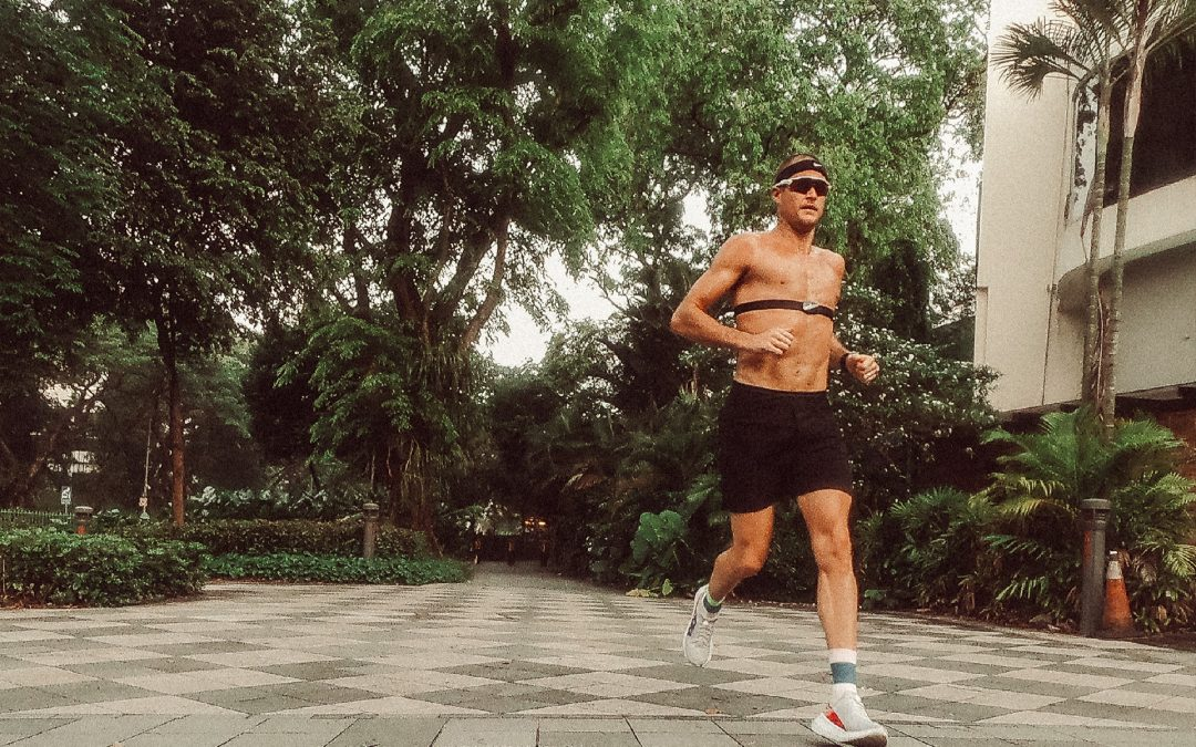 Interview with Triathlete Charlton Lawson